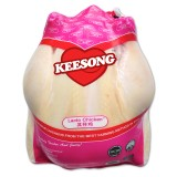 Keesong Lacto Organic Whole Chicken (Vaccum Frozen) 1.3 kg - Malaysia
