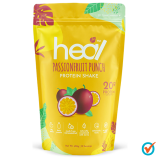 Heal Protein Shake 450g - Passionfruit Punch